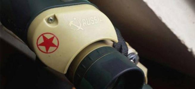 Hainler sokaklara Rus malı kamera yerleştirmiş