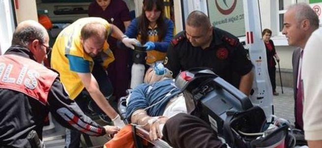 Giresun ve Gümüşhane'de saldırı: Yaralılar var