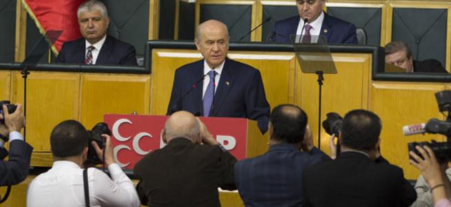 MHP Genel Başkanı Devlet Bahçeli: Bunlar, zavallı insanlar
