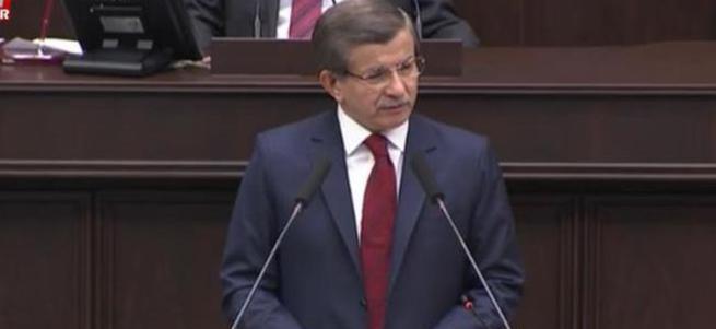 Başbakan Ahmet Davutoğlu konuşuyor - CANLI