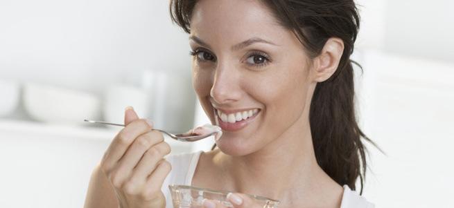 Yoğurt ve su ödeme çare oluyor