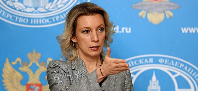 Rus sözcüden küstah açıklama!