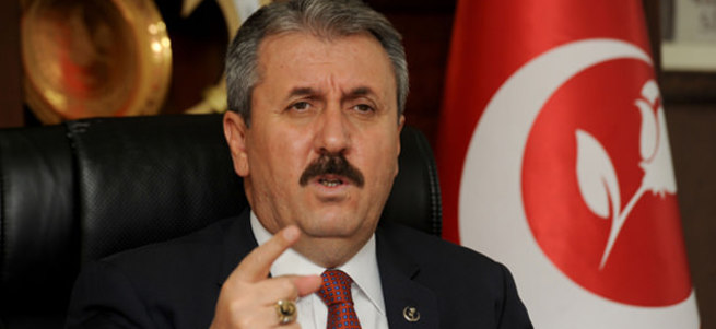 BBP Lideri israil'de gözaltına alındı