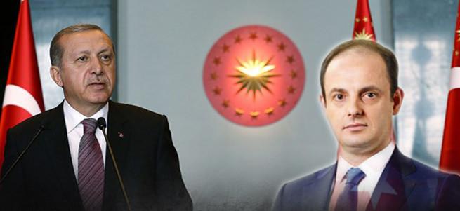Cumhurbaşkanı Erdoğan Çetinkaya'yı kabul edecek