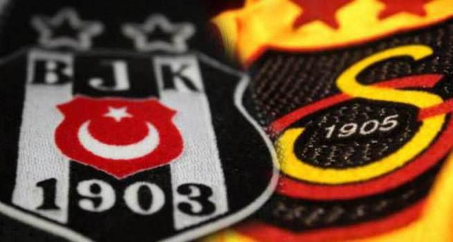 Beşiktaş ve Galatasaray taraftarları Almanya'da birbirine girdi