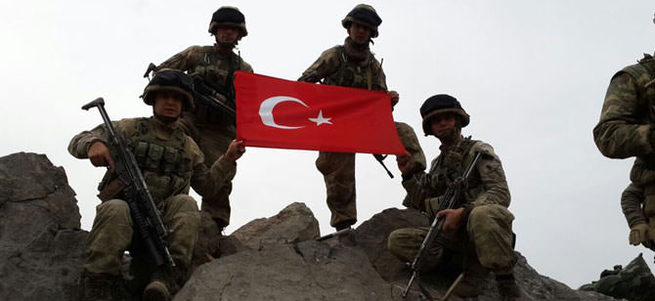 10 ayda öldürülen toplam PKK'lı sayısı!