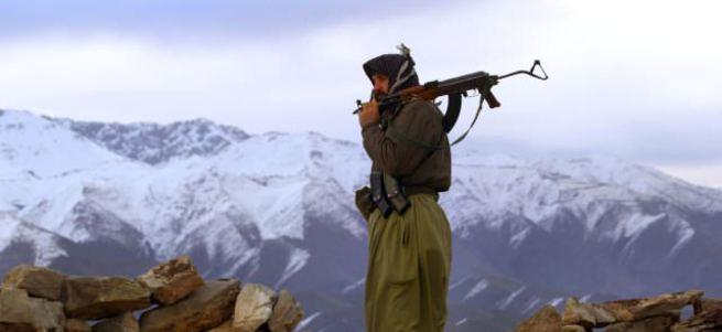 Dağ kadroları için sertifikalı terörist yetiştirmişler