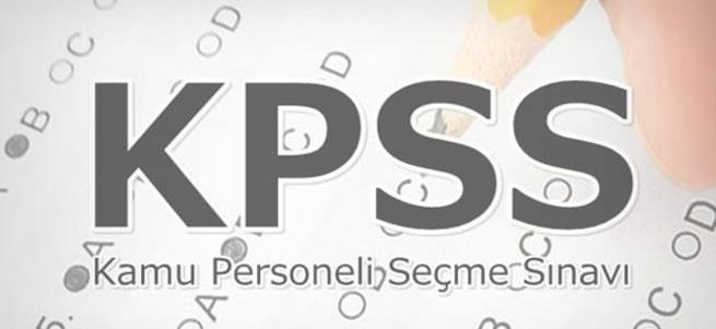 KPSS Kilis'te yapılmayacak