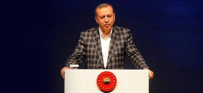 Erdoğan BM Genel Sekreteri Ban Ki-mun ile görüştü