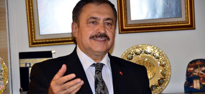 Bakan Eroğlu başkanlık sistemi anketinin sonucunu açıkladı
