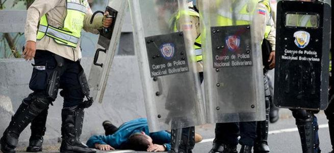 Venezuela'da olağanüstü hal ilan edildi