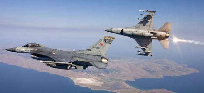 K.Irak ve Hakkari'ye hava harekatı