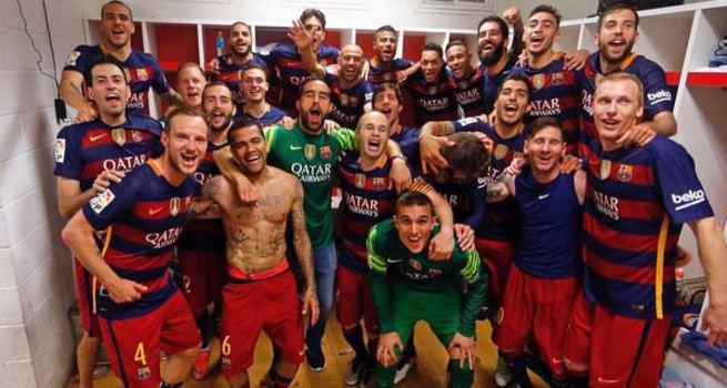 Suarez böyle istedi Barcelona şampiyon