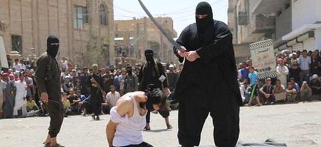 IŞİD'in üst düzey yöneticisi ve infazcısı yakalandı