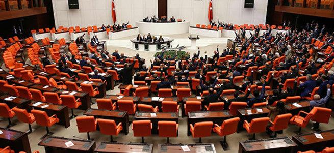 Dokunulmazlık bugün Meclis'te