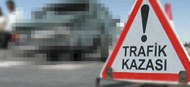 İşçi minibüsü devrildi: 16 yaralı