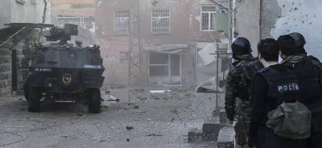 Nusaybin patlama: 5 asker yaralı!