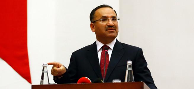 Adalet Bakanı Bozdağ: CHP ve HDP'nin işbirliği ortaya çıktı