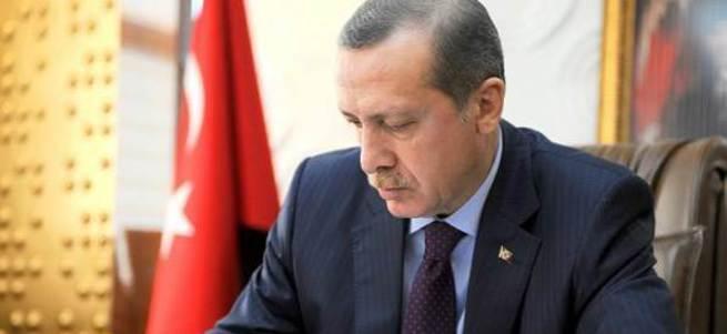 Erdoğan geri kabul anlaşmasını onayladı
