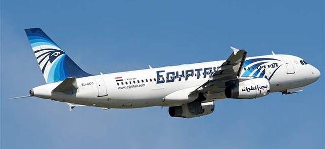 Düşen uçakta terör şüphesi Akdeniz'e çakıldı