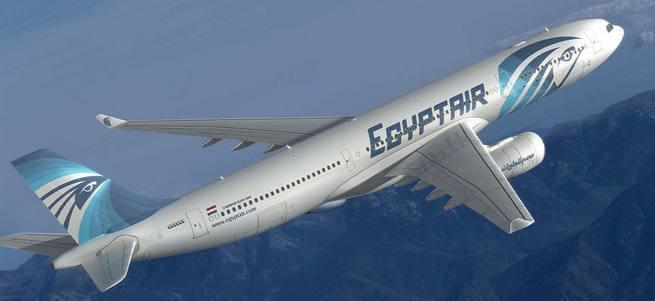 Mısır uçağı için son teknoloji gemi gönderildi AA Giriş Tarihi: 21.5.2016 08:09