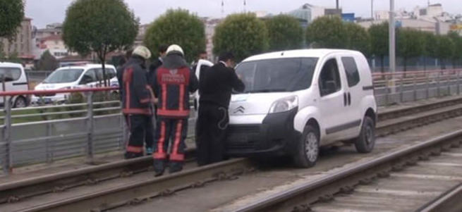İstanbul'da şüpheli araç alarmı