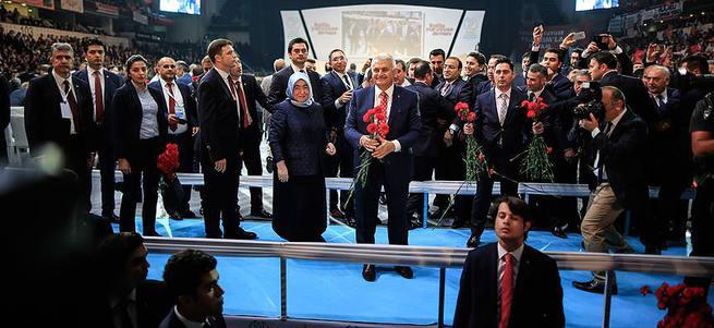 AK Parti'de Yıldırım dönemi