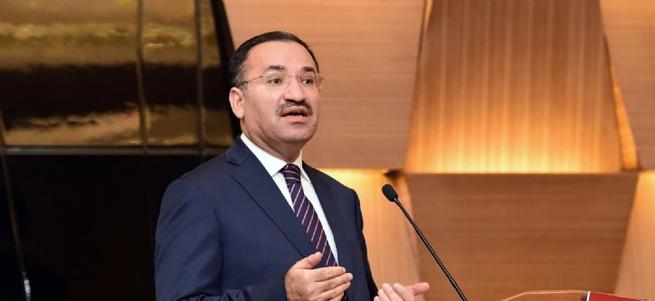 Bozdağ'dan HDP ve CHP'li vekillere çıkış!