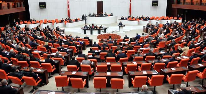 Meclis'te güven oylaması günü