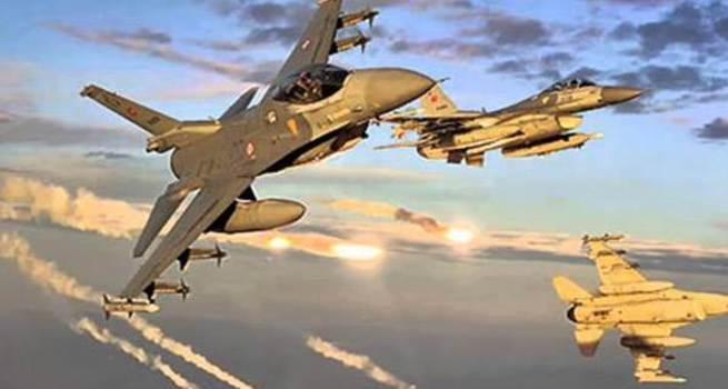 Genelkurmay: Kuzey Irak'taki PKK hedefleri imha edildi