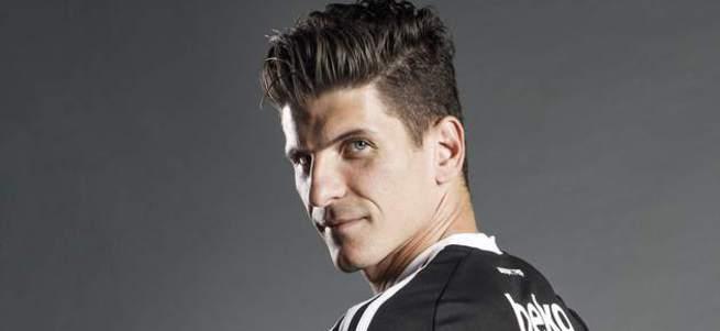 Mario Gomez'den Beşiktaş'a müjde .