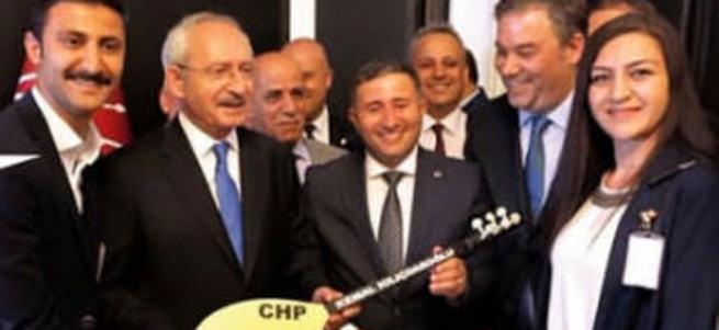 Kılıçdaroğlu küfürbaz partilileri odasında ağırlamış