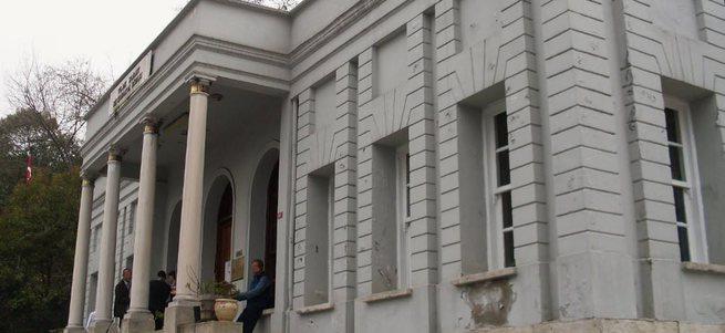Mimarlar Odası Yıldız Sarayı'ndan çıkarıldı