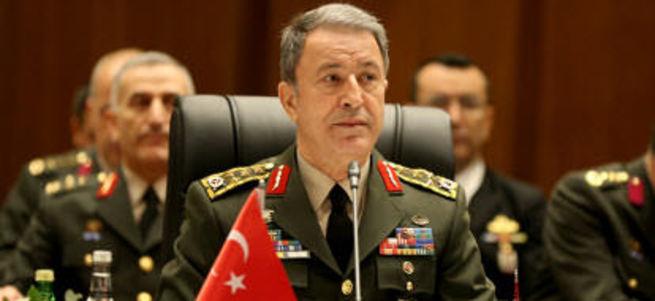 Genelkurmay Başkanı Org. Akar'dan terörle mücadele mesajı