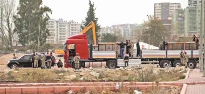 MİT TIR'ları planı Nevşehir'de yapıldı