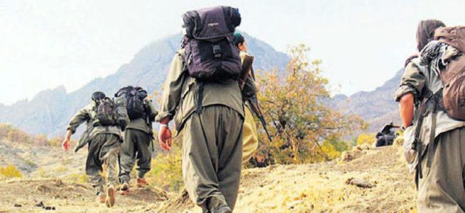 İdil'e sızmaya çalışan PKK'lılarla çatışma
