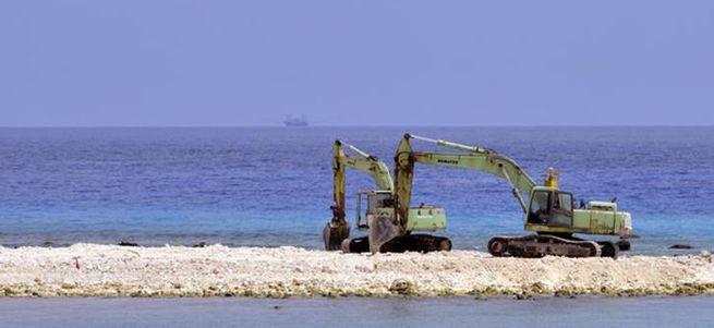 Çin'den Çin Denizi'nde tehlikeli hamle