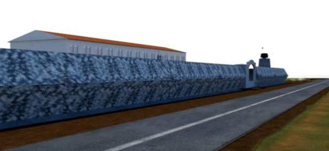 Karakollar için bomba geçirmez duvar geliştirildi