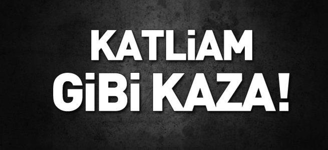 Diyarbakır-Şanlıurfa Karayolunda minibüs devrildi