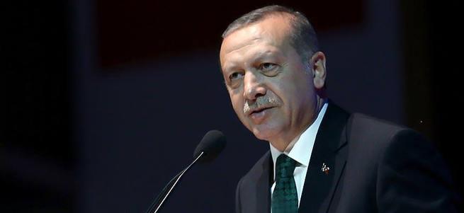 Cumhurbaşkanı Erdoğan KADEM'in yeni merkezini açtı
