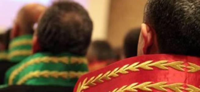 HSYK'dan adli ve idari yargı kararnamesi