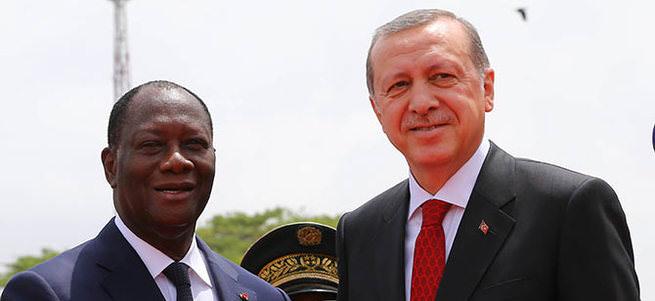 Afrika Türk pazarı haline gelecek