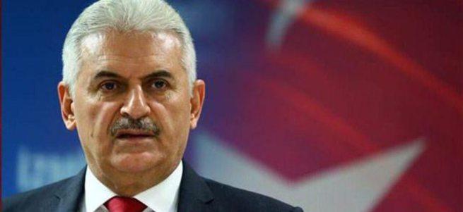 Başbakan Yıldırım patlama ile ilgili olarak Efkan Ala ile görüşüyor