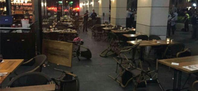 Tel Aviv'de silahlı saldırı: 4 ölü 8 yaralı