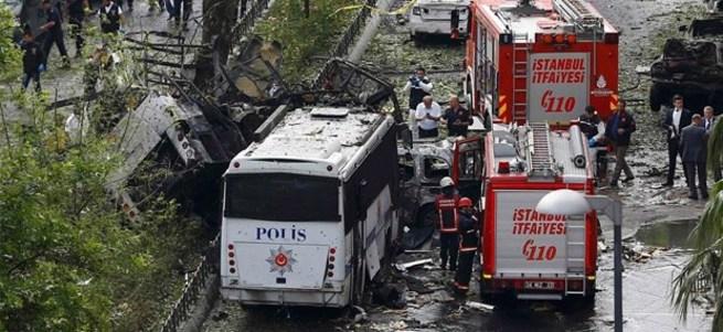 Vezneciler'deki bombalı saldırıyı TAK üstlendi