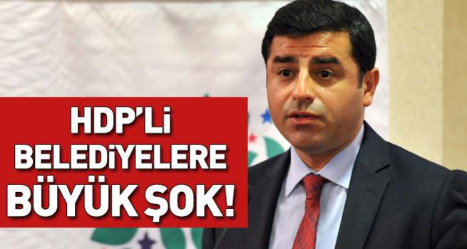 Asfalt işini artık HDP'li belediyeler yapamayacak