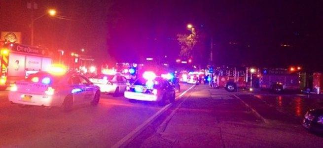ABD'de şok saldırı: 20 kişi hayatını kaybetti