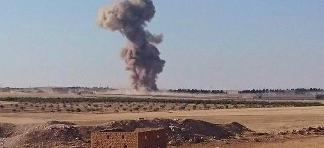 Menbiç her yönden kuşatıldı, Fransa askeri Kobani'de üs kuruyor