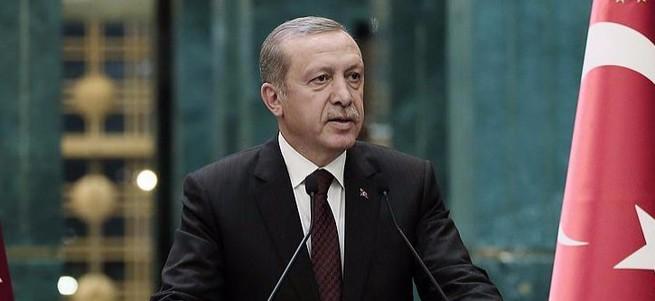 Cumhurbaşkanı Erdoğan'dan İngiltere Başbakanı'na tepki: Kimse tahammülümüzü test etmesin
