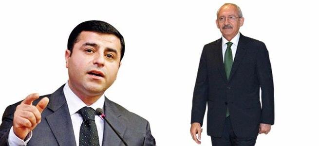 Kılıçdaroğlu ve Demirtaş'ın fezlekelerinde flaş gelişme